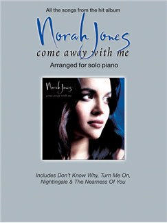 Norah Jones: Come Away With Me (Piano) Books | Piano