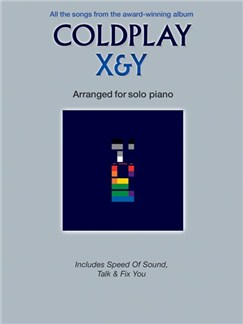 Coldplay: X&Y (Piano) Livre | Piano