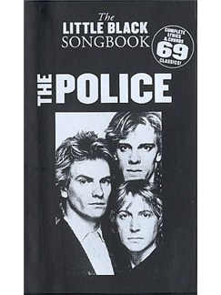 The Little Black Songbook: The Police Books | Lyrics & Chords