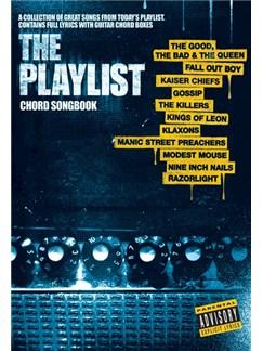 The Playlist - Chord Songbook 3 Books | Lyrics & Chords