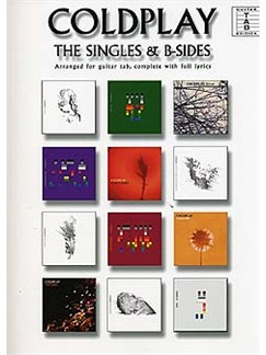 Coldplay: The Singles & B-Sides (TAB) Books | Guitar Tab