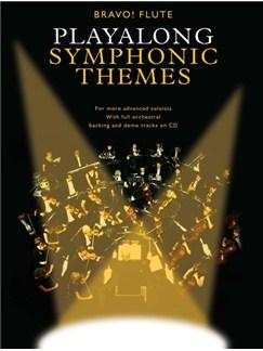 Bravo!: Playalong Symphonic Themes (Flute) Books and CDs   Flute