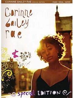 Corinne Bailey Rae: Special Edition PVG Books | Piano, Vocal & Guitar