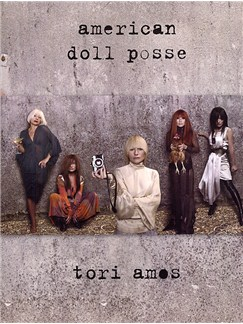 Tori Amos: American Doll Posse (PVG) Livre | Piano, Chant et Guitare