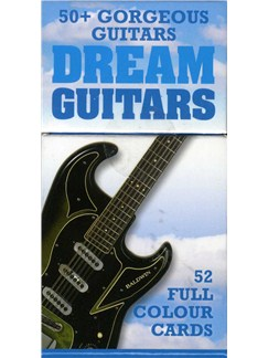 Dream Guitars: 52 Great Guitar Cards  | Guitar