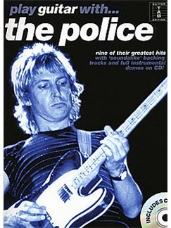 Play Guitar With... The Police (Book And CD) Books and CDs | Guitar Tab