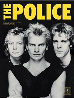 The Police Greatest Hits Guitar Sheet Music Sheet