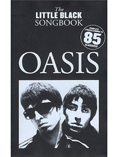 The Little Black Songbook: Oasis Books | Lyrics & Chords
