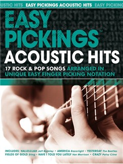 Easy Picking Acoustic Hits Books | Guitar