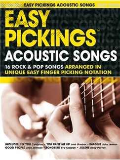 Easy Pickings: Acoustic Songs Books | Guitar Tab
