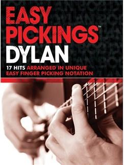Easy Pickings: Dylan Books   Guitar