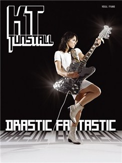 KT Tunstall: Drastic Fantastic (PVG) Books | Voice, Piano Accompaniment