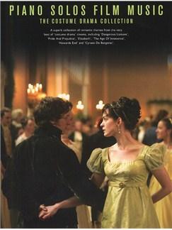Piano Solos Film Music: The Costume Drama Collection Books | Piano
