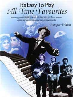 It's Easy To Play All-Time Favourites (Bumper Edition) Books | Piano