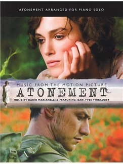 Dario Marianelli: Atonement - Music From The Motion Picture Books | Piano