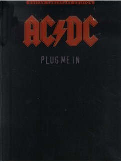 AC/DC: Plug Me In Books | Guitar, Guitar Tab
