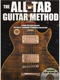Alex Davis: Complete All-Tab Guitar Method For Beginners Books and CDs | Guitar