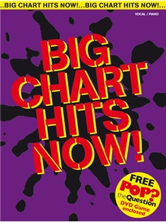 Big Chart Hits Now! (Vocal And Piano) Books | Voice, Piano