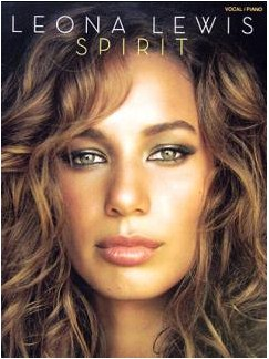 Leona Lewis: Spirit (PVG) Books | Piano, Vocal & Guitar