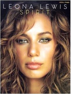 Leona Lewis: Spirit (PVG) Livre | Piano, Chant et Guitare
