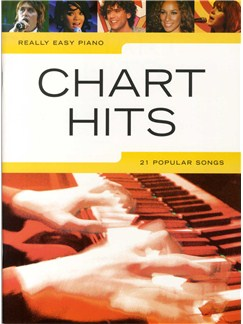 Really Easy Piano: Chart Hits Books | Piano