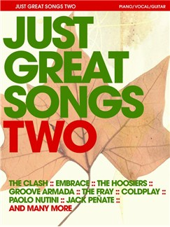 Just Great Songs Two (PVG) Books | Piano, Vocal & Guitar