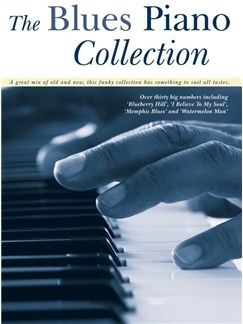 The Blues Piano Collection Books | Piano