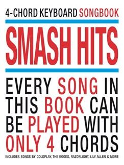 4-Chord Keyboard Songbook - Smash Hits Books | Keyboard