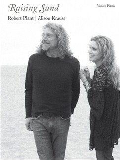 Robert Plant And Alison Krauss: Raising Sand (PVG) Books | Piano, Vocal & Guitar