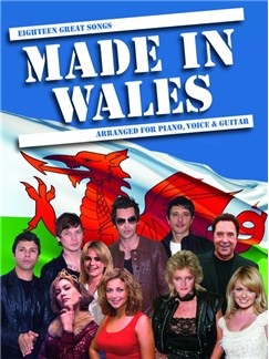 Made In Wales (PVG) Books | Piano