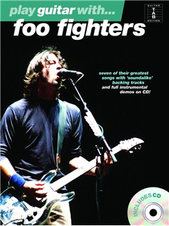 Play Guitar With... Foo Fighters Books and CDs | Guitar Tab