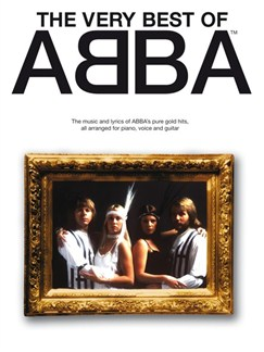 The Very Best Of Abba Livre | Piano, Chant et Guitare