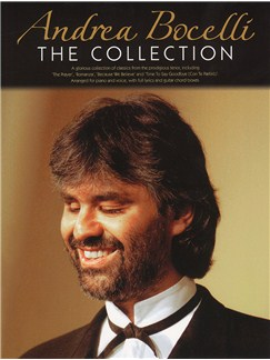 Andrea Bocelli: The Collection - New Edition Books | Piano, Vocal & Guitar