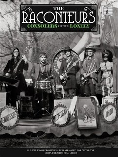 The Raconteurs: Consolers Of The Lonely (TAB) Livre | Tablature Guitare