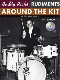 Ted Mackenzie: Buddy Rich's Rudiments Around The Kit (DVD Edition) Books and DVDs / Videos | Drums