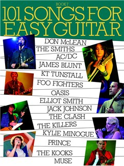 101 Songs For Easy Guitar - Book 7 Books | Easy Guitar