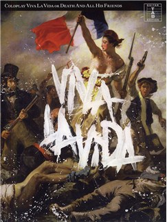 Coldplay: Viva La Vida or Death And All His Friends (TAB) Livre | Tablature Guitare