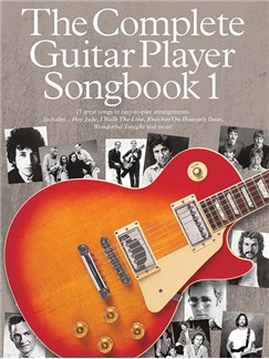 The Complete Guitar Player: Songbook 1 (2014 Edition) Livre | Guitare