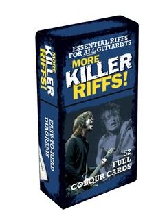 More Killer Riffs! 52 Full Colour Cards  | Guitar, Guitar Tab