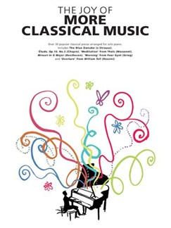 The Joy Of More Classical Music Books | Piano