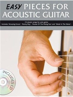 Easy Pieces for Acoustic Guitar Books and CDs | Acoustic Guitar