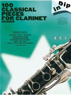 Dip In: 100 Classical Pieces For Clarinet (Graded) Books | Clarinet
