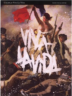Coldplay: Viva La Vida (Single Sheet) Books | Piano, Vocal & Guitar