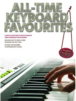 All-Time Keyboard Favourites Livre | Clavier