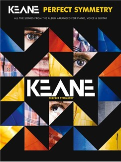 Keane: Perfect Symmetry (PVG) Livre | Piano, Chant et Guitare