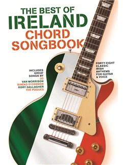The Best Of Ireland Chord Songbook Books | Lyrics & Chords