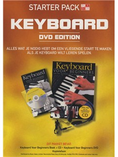 In A Box Starter Pack: Keyboard (Dutch Edition) Books, CDs and DVDs / Videos | Keyboard