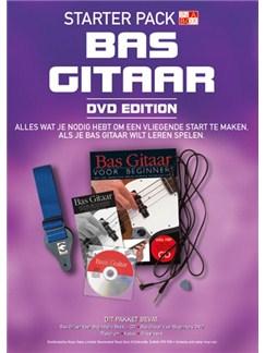 In A Box Starter Pack: Bass Guitar (DVD Edition) - Dutch Books, CDs and DVDs / Videos | Bass Guitar