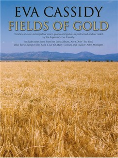 Eva Cassidy: Fields of Gold Books | Piano, Vocal & Guitar