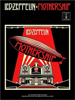 Led Zeppelin: Mothership (TAB) Books | Guitar Tab